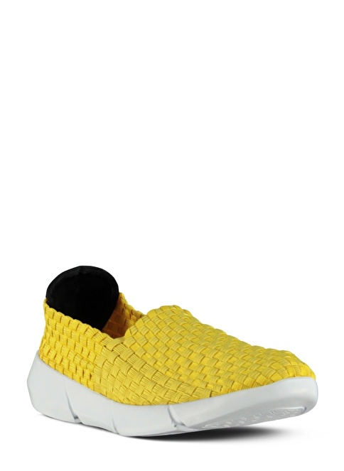 Marjin  Casual Ayakkabı Sarı